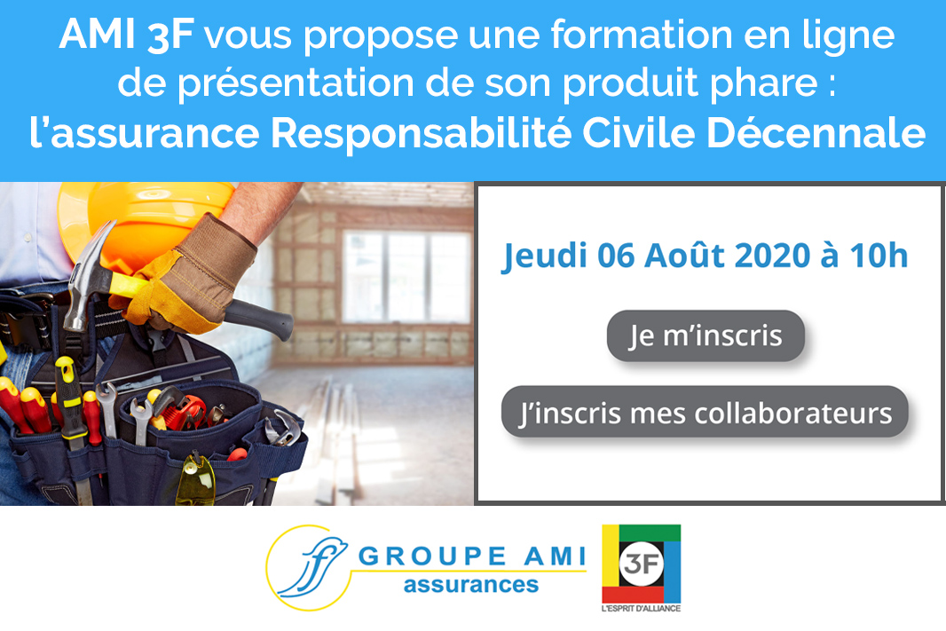 Assurance responsabilité civile décennale