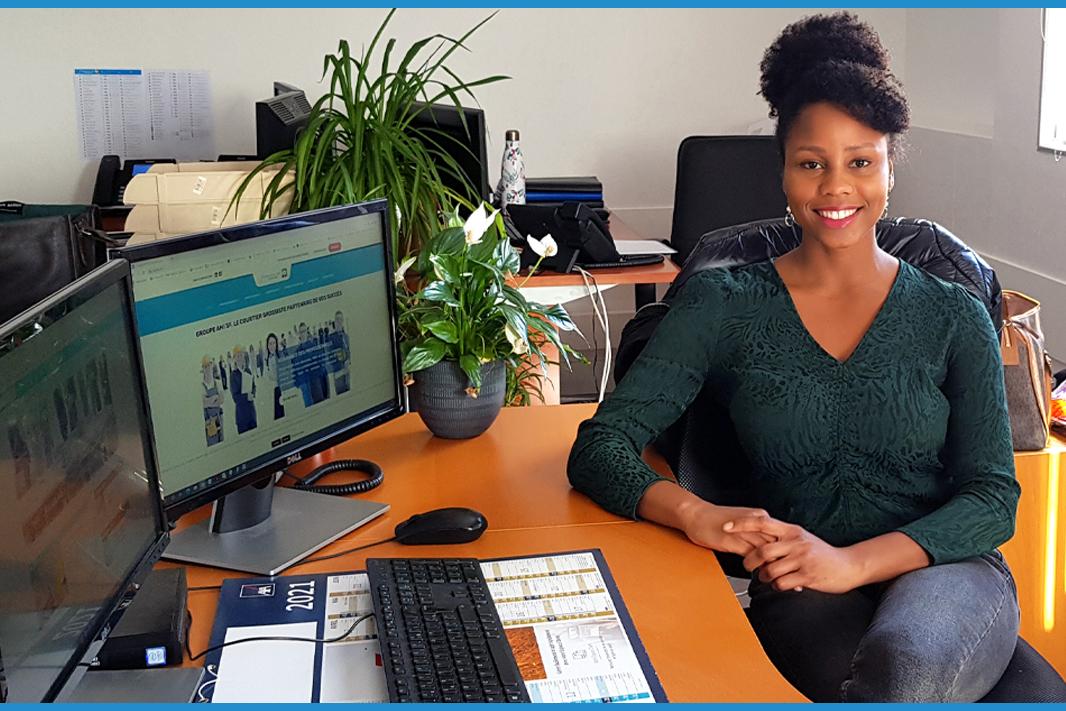 AMI 3F Courtier grossiste en assurances - Prisca MADI souscriptrice produits professionnels