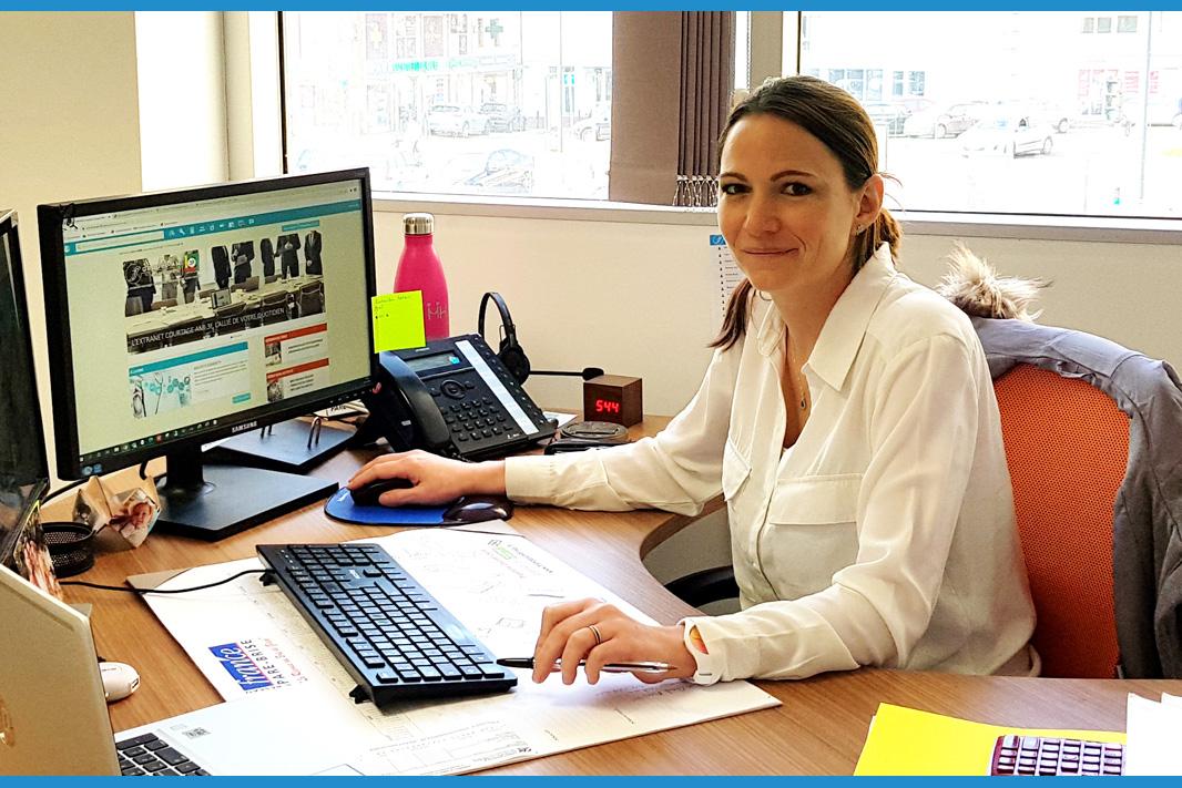 Découvrez le profil d'Anne AVRIL, responsable du service production du Groupe AMI 3F.