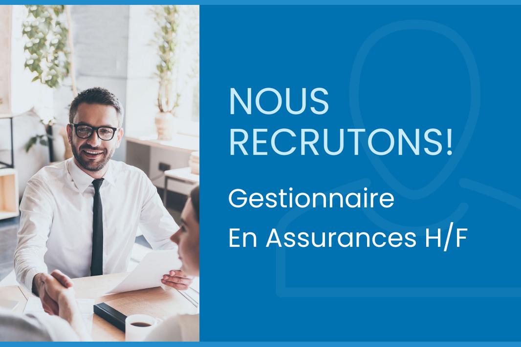 Recrutement gestionnaire production en assurances - Groupe ami3f courtier grossiste en assurances